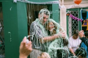 Silly String Party