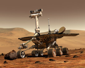 Slightly Used Mars Rover For Sale - Pick Up Only