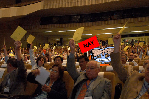 What IAU Voting May Have Looked Like
